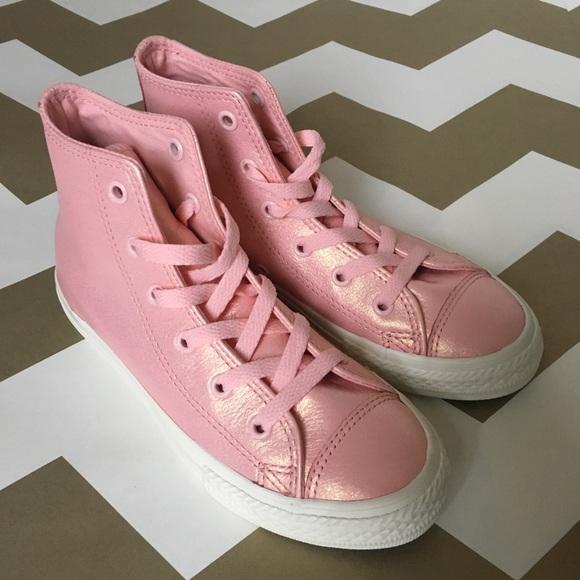057bbf342609 Converse Shoes - Rose gold metallic converse. Converse Other - Rose gold  metallic converse